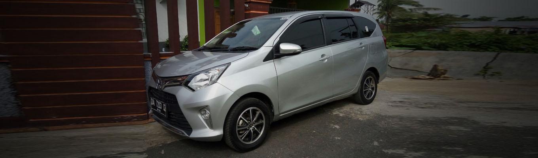Toyota Calya Matic