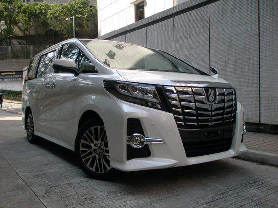 TOYOTA ALPHARD TRANSFORM